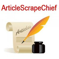 Article Scrape Chief Pro 2.7