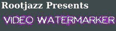 Video Watermarker 1.066