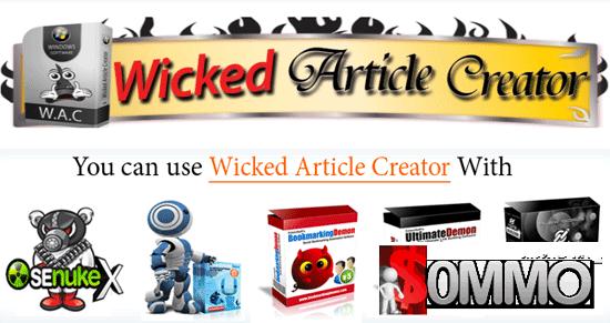 Wicked Article Creator 3.8 Premium