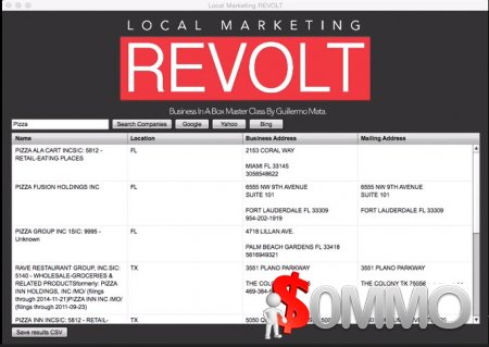 Local Marketing REVOLT 1.1.0