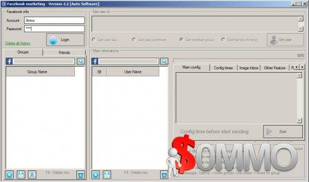 "FaceBook Marketing ""Inboxer"" 2.3.5"