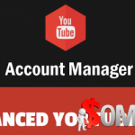 Get YouTube Account Manager 4.52