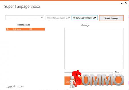 FaceBook Super InboxPage 1.0