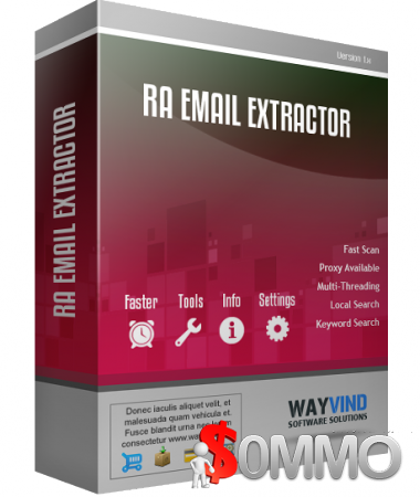 RA Email Extractor 1.1