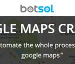 Google Maps Crawler 1.0