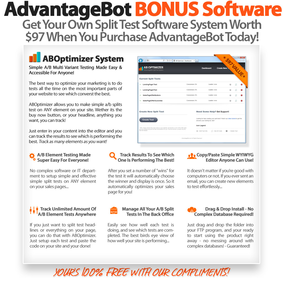 AdvantageBot 3.0