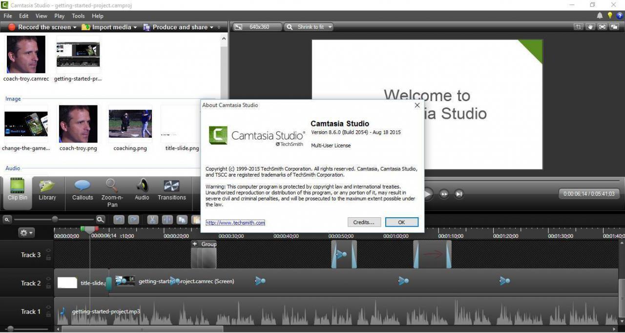 Camtasia Studio 9.0.1 Build 1422