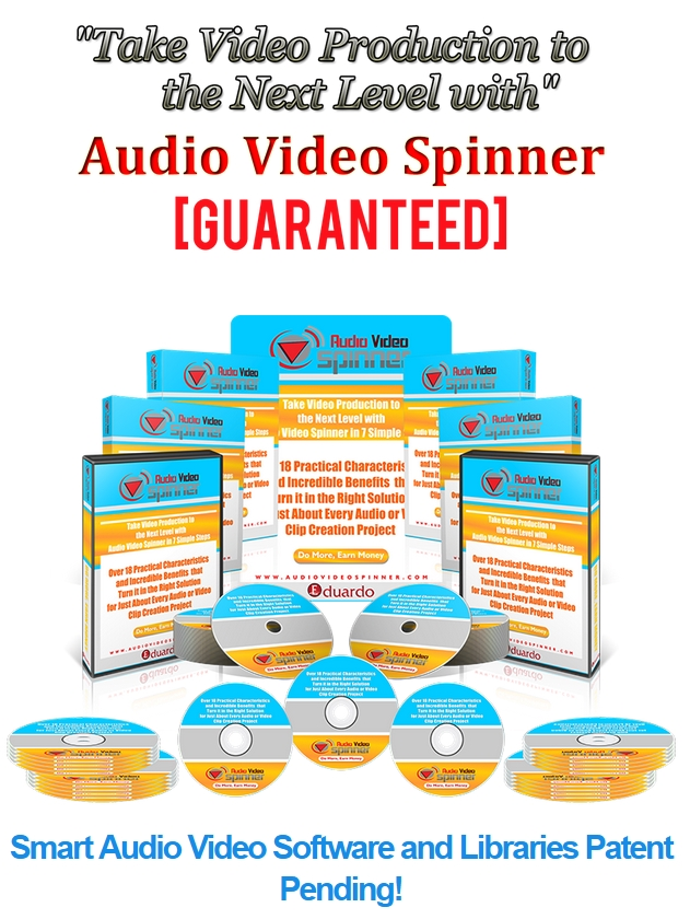 Audio Video Spinner 1.0.10