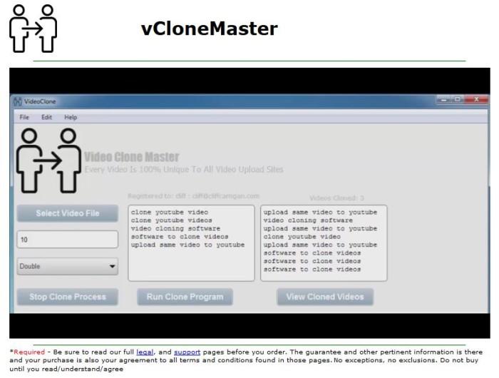 vClone Master 2.4 Pro