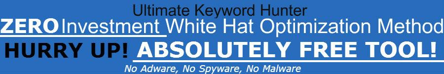 Ultimate Keyword Hunter 1.2.0