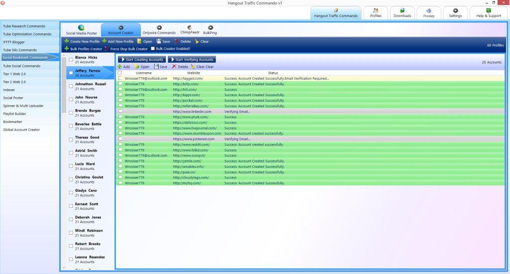 Hangout Traffic Commando X 1.1.0.10