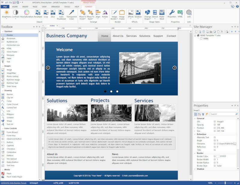 WYSIWYG Web Builder 11.6.4