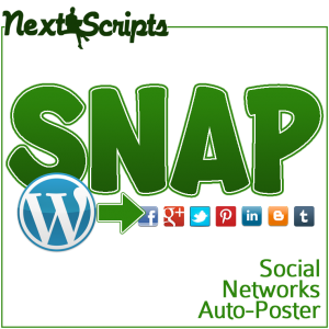 Social Networks Auto Poster Pro 3.7.16