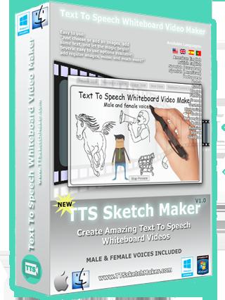 TTS Sketch Maker v1.8 Pro