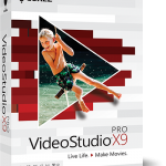 Get Corel VideoStudio Pro X9.5 19.6.0.1 Ultimate