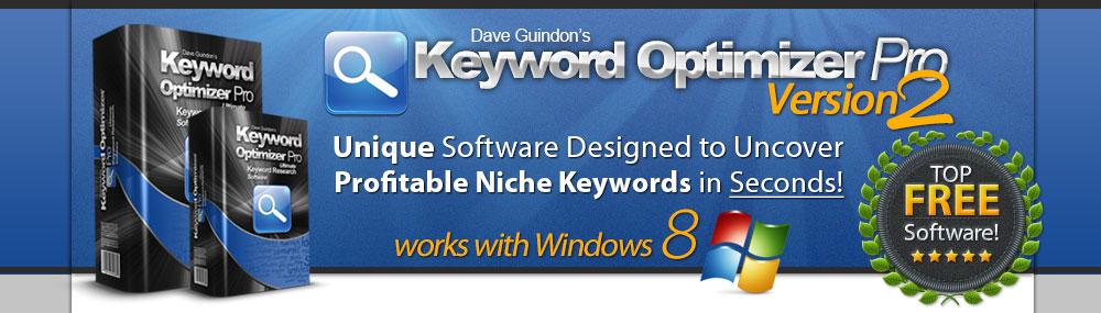 Keyword Optimizer Pro 2.0.1.8