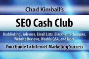 GET] Chad Kimball SEO Cash Club – Free Cracked Nulled Seo