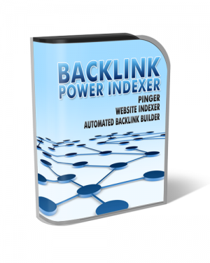GET] Backlink Power Indexer – Free Cracked Nulled Seo Softwares
