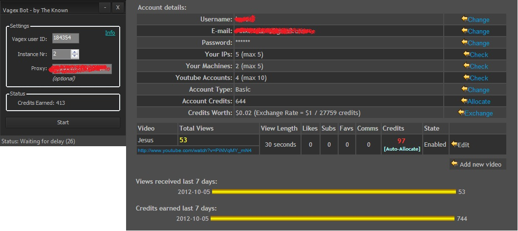 GET] Vagex Bot – UPDATED – Free Cracked Nulled Seo Softwares