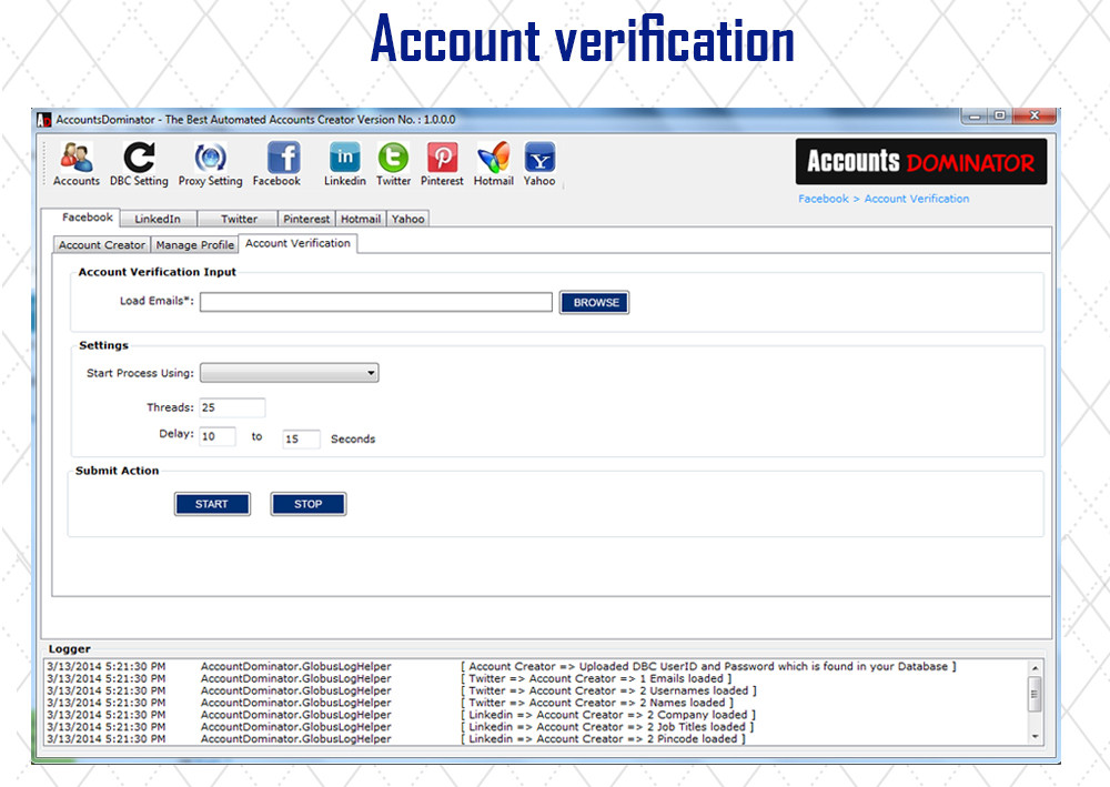 GET] Account Dominator 2 6 2 499$ Software Cracked – Free Cracked