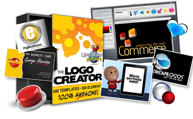 Get hot laughingbird software the logo creator 726 standalone the new logo creator software version 7 faster slicker and more features need to design your brand quickly easily and affordably but you dont have reheart Gallery