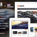 [Get] Car Dealer v1.1.8 | Automotive Responsive WordPress Theme