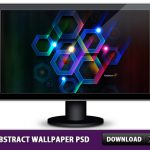 Cool Abstract Wallpaper Free PSD