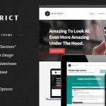 [Get] District v1.3.3: Responsive Multi-Purpose Theme