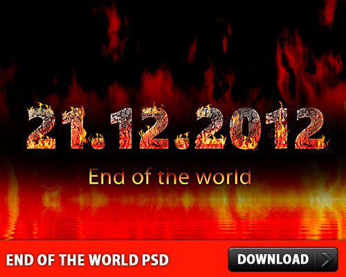 End Of The World PSD L