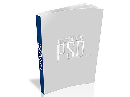 Free PSD Book L