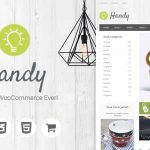 [Get] Handy v4.13 – Handmade Shop WordPress WooCommerce Theme