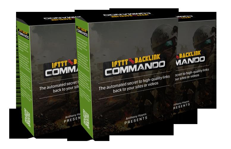 GET] IFTTT Backlink Commando Cracked – Make Your SEO Life Easier