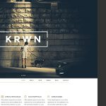 [Get] Krwn – Creative and Business PSD Theme