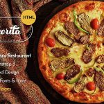 [Get] Margherita v1.0 – Online Ordering Pizza Restaurant HTML