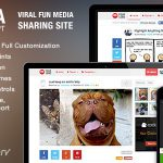 [Get] Ninja Media Script v1.5.6 – Viral Fun Media Sharing Site