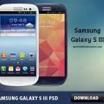 Samsung Galaxy S III Free PSD