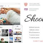 [Get] Shootback v1.1.1 – Retina Photography WordPress Theme