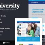 [Get] University v2.0.5 – Education, Event and Course Theme