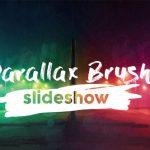 [Get] VideoHive Parallax Brush Slideshow 17119035
