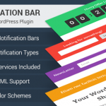 Download WP Notification Bar Pro v1.1.6