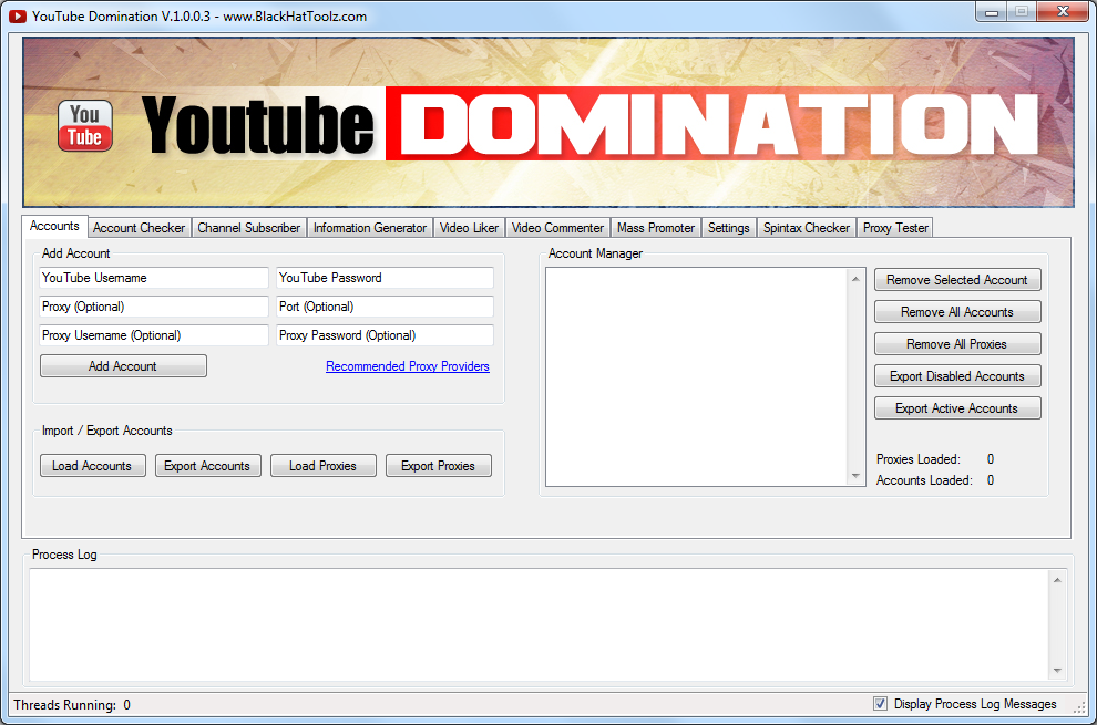 GET] YouTube Domination 1 0 1 3 Cracked – Free Cracked Nulled Seo