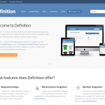 Download WooThemes Definition Premium Theme v1.5.10