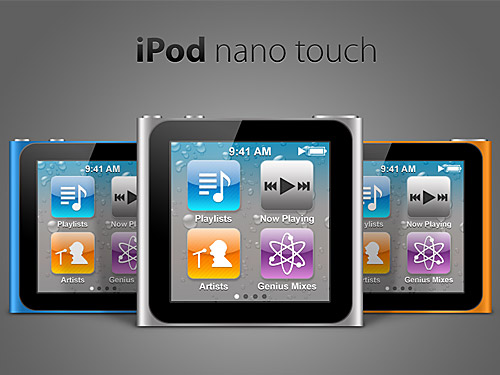 IPod Neno Touch L