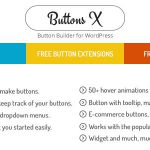 Download Buttons X 1.9.56 Powerful Button Builder for WordPress