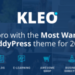 Download KLEO 4.2.9 – Pro Community Focused Multi-Purpose BuddyPress Theme
