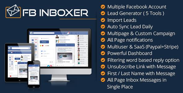 GET] FB Inboxer Cracked – Master Facebook Messenger