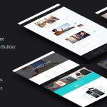 Icarus – Personal Blog WordPress Theme Menu Cart