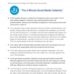 Download Profit from FB – 2 Minute Social Media Celebrity System