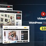 [Get] VideoPro v2.0.8 – Video WordPress Theme