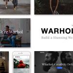 [Get] Warhol v1.0.1 – Creative Multipurpose HTML Template